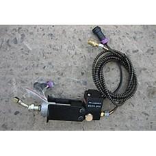 Клапан электромагнитный остановки двигателя ZL50G