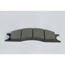 Накладки тормозные ZL40.12.4-4